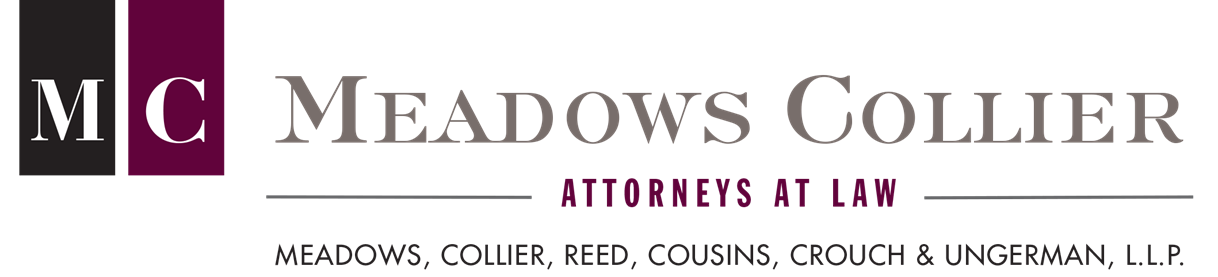 Meadows Collier Reed Cousins Crouch & Ungerman LLP